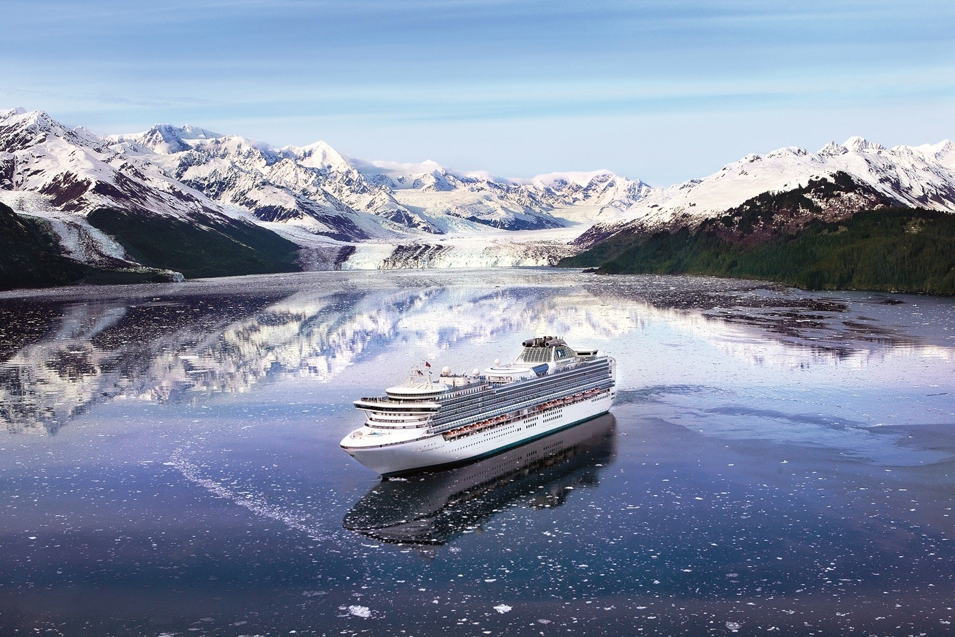 April Is The Perfect Time For That Cruise To Alaska