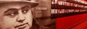 Wander through history and get to know and understand the most vicious and notorious criminals in American history.